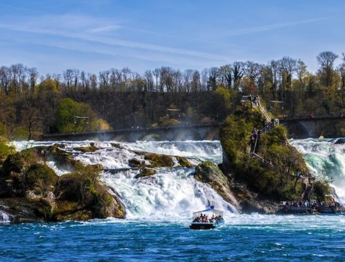 Rhine Waterfalls